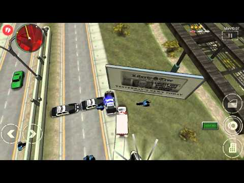 "GTA:CTW Mission #13:""Flatliner"""