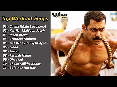 Top Hindi Gym Workout Songs 2018 - 2019 | Gym Workout Mashup Songs | Gym Workout Motivational Songs