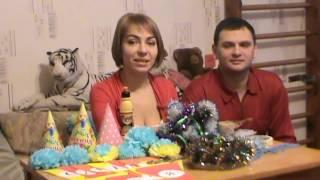 видео Как украсить комнату на день рождения ребёнка своими руками?