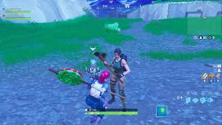 FORTNITE EMOTE PICKAXE GLITCH????