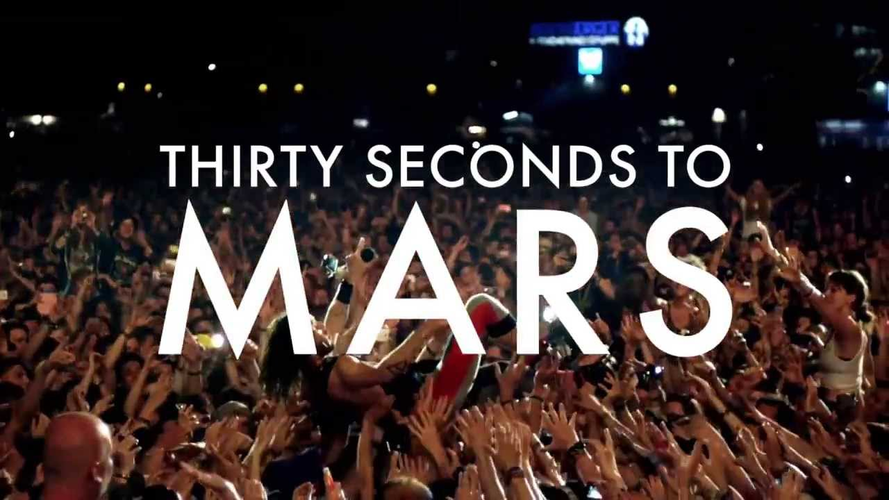 the thirty second to mars attack - photo #42