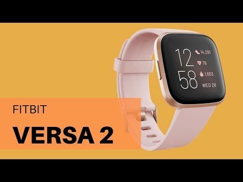 Fitbit Versa 2 Unboxing. Una alternativa al Apple Watch?
