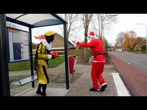 Piet Cedro en Kerstman - Ruzie # Abonneer! Werf Tv