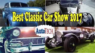 The Classic Automotive Car Model Show 2017
