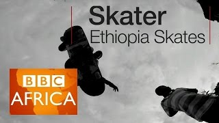 Skaters in Ethiopia