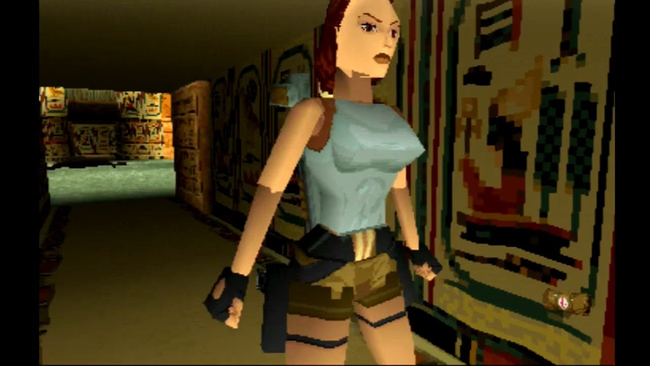 Tomb Raider Ps1 Classic Psn Ps3 75 Longplay Hd Youtube