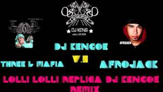 Download lolli lolli replica afrojack v.s dj kengoe remix 2011 MP3 song and Music Video