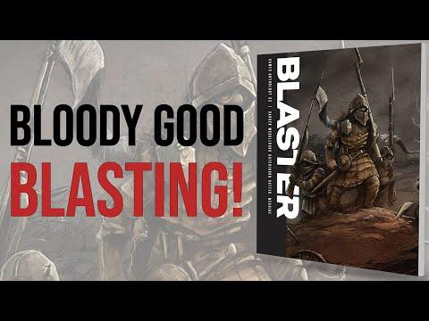 Blaster - Games Anthology 03 | Flipthrough