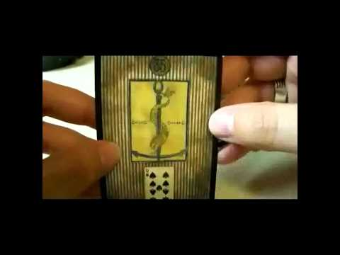 Antiquarian Lenormand Introduction Video