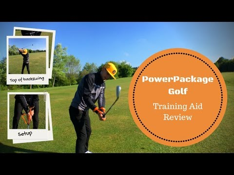 PowerPackage Golf Training Aid Review