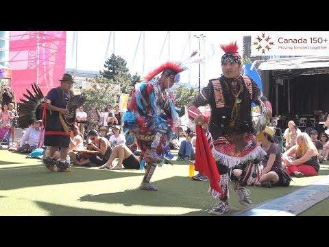 Drum Is Calling Festival - SALISH SEA POW WOW | Canada 150+ Reconciliation
