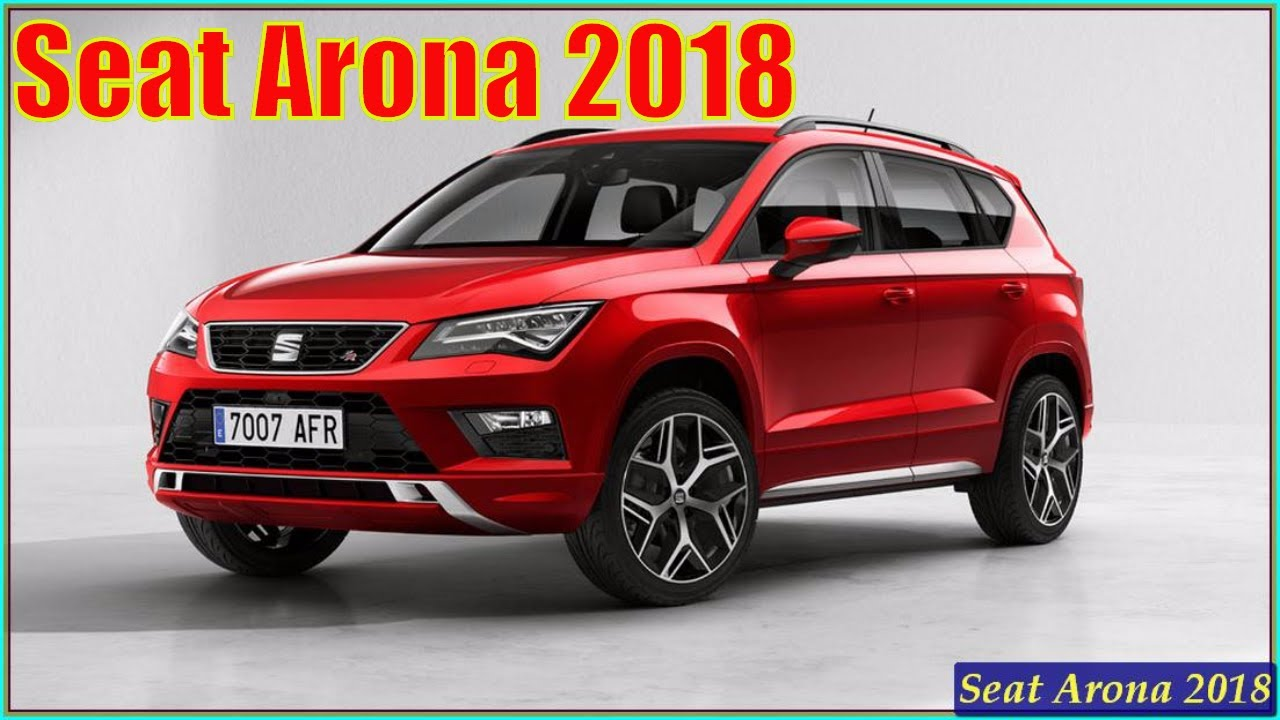 new seat arona 2018 suv review 2017 paris motor show youtube. Black Bedroom Furniture Sets. Home Design Ideas