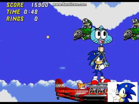 Sonic Plays M.U.G.E.N:Part 1