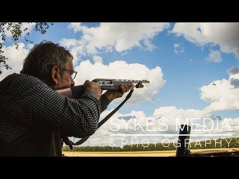 Tom Sykes - Pigeons Shooting with Alan Wood and SHOTKAM