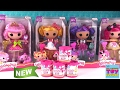 Lalaloopsy Dolls Paint Can Blind Bag Opening Style Their Hair | PSToyReviews