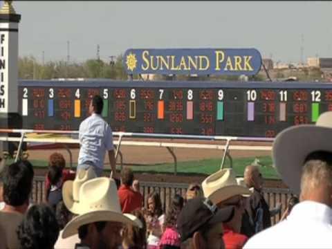 2010 Sunland Derby, Part 1