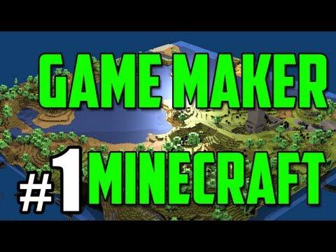 Game Maker Minecraft Tutorial #1 - Terrain Generation