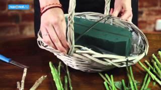видео Цветы и букеты в коробках