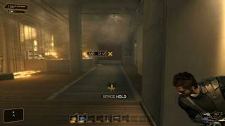Deus Ex: Human Revolution DX11 Maxed Out PC gameplay [1080p]