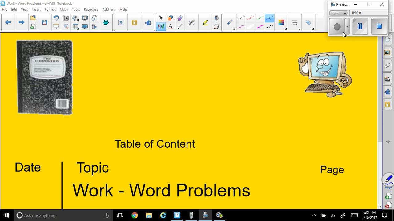 worksheet Work Word Problems Benaffleckweb Worksheets for – Work Word Problems Worksheet