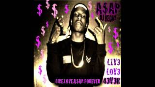 ASAP ROCKY - LIVE.LOVE.ASAP.FOREVER MIX