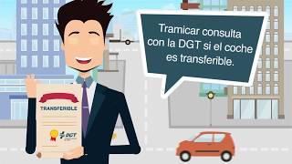 Transferencia vehículos online con tramicar