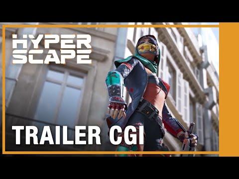 Hyper Scape - Trailer Cinemático I Ubisoft Foward