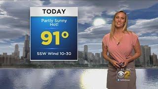 CBS 2 Weather Watch (11AM, June 22, 2017)