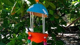 How To Make A Colorful Bird Feeder For The Autumn - Diy Home Tutorial - Guidecentral