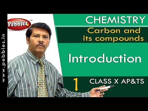 Introduction: Carbon and its compounds | Chemistry | Science |  Class 10