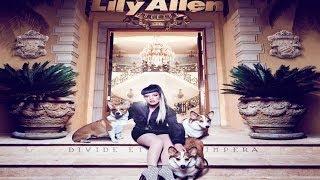 "Lily Allen lanza ""Our Time"" y reserva de ""Sheezus"""