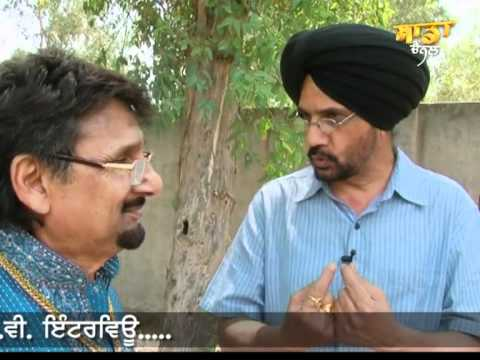 Last TV Interview Sidhu Show Kuldeep Manak Seg 2