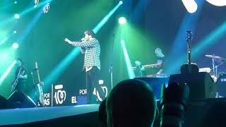 James Arthur - Empty Space - Live in Madrid 20/10/2018 Video