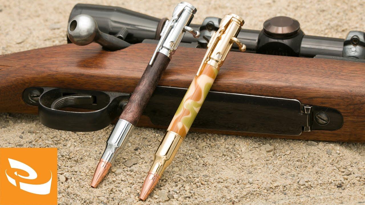 Psi Bolt Action Pen Turning Kit