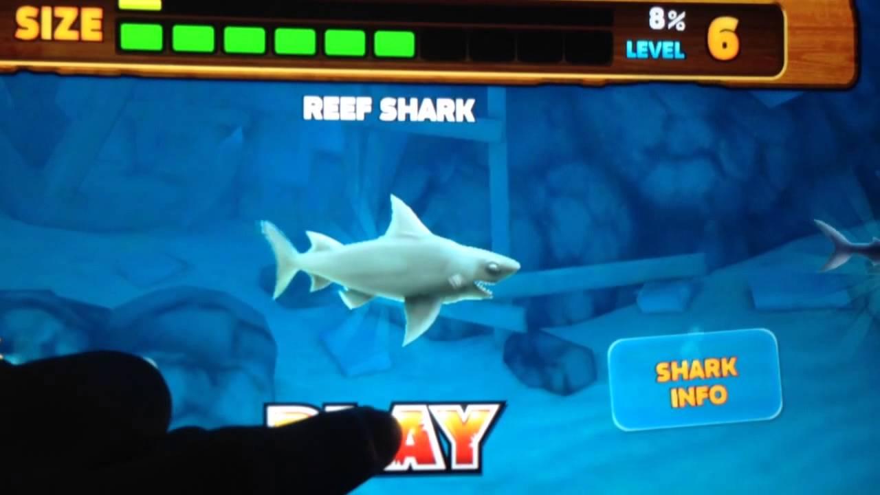 <b>Hungry Shark</b> Evolution money <b>cheat</b> - YouTube