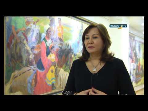 Казахские народные игры ханталапай