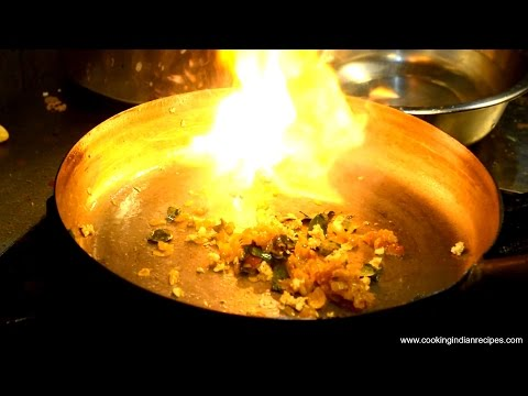High end Indian restaurant cooking skills | Fine Dining in India.