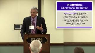 Mentoring Undergraduate Research Opening Keynote | W. Brad Johnson