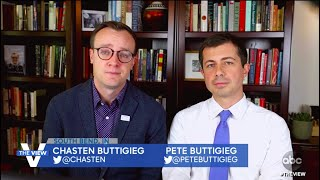"""Chasten Buttigieg Opens Up About Self-Love and New Book """"I Have Something to Tell You"""" 