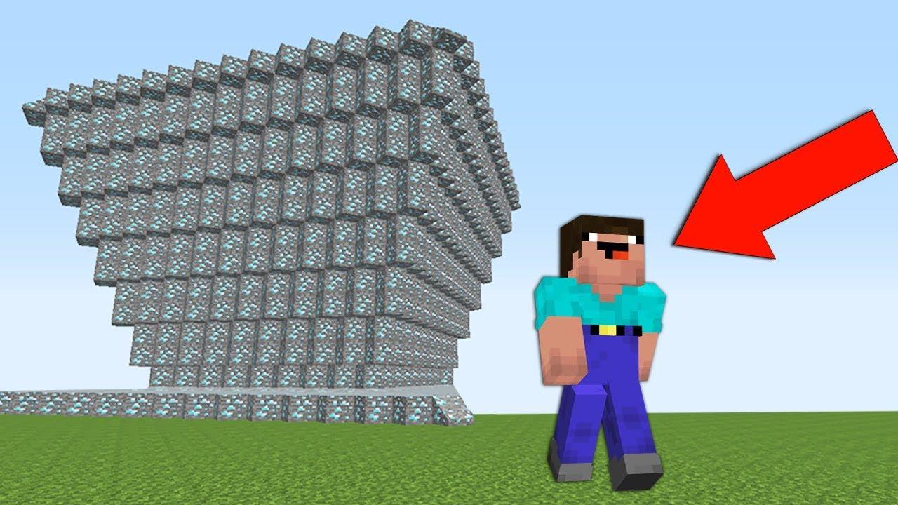 Как в майнкрафт увидить алмазную руду