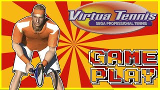 Best Tennis Game Ever - Virtua Tennis (PC) - Gameplay