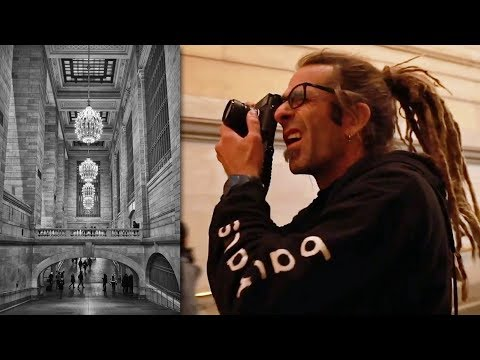 Lamb of God's Randy Blythe Shoots Stunning Photos of New York City