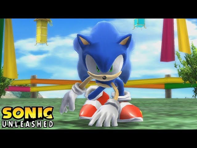 Sonic Unleashed (Wii) [4K] - All Adabat Items/Missions (Day)