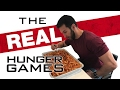 How to Burn Belly Fat FOR GOOD (THE REAL HUNGER GAMES!)
