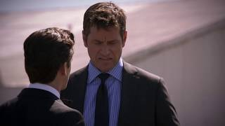 "White Collar ""Parting Shots"" Peter Hermann"