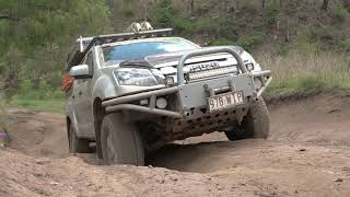 Landcruiser Park 2017 Part 2 - 4WD Adventure - Roothy - Roothless Clips - 4WD