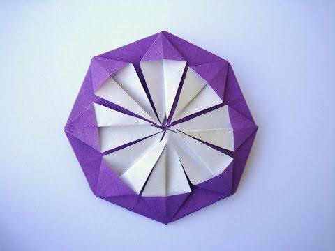 折り紙の 折り紙の花束 作り方 : youtube.com