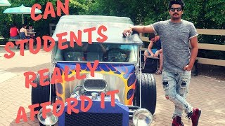 CAN STUDENTS REALLY BUY SPORTS CAR IN CANADA?????? | IRMAN GILL |