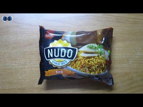 Nudo Körili Noodle Tarifi Ve İncelemesi (Kıvırcık Erişte)