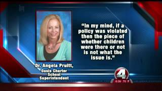 Oasis Teacher speaks out